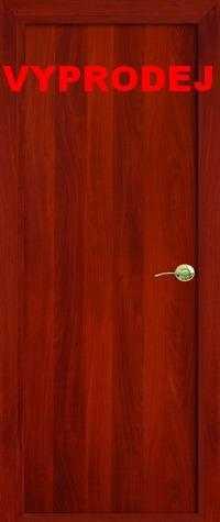 Výprodej interiérových dveří
