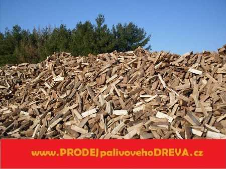 Palivové dřevo do krbu